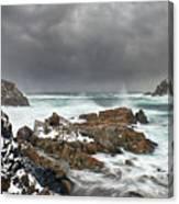 Lower Little Harbour Canvas Print