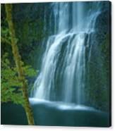 Lower South Falls Canvas Print