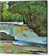 Lower Tahquamenon Falls Canvas Print