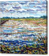 Loxahatchee Wetlands Canvas Print