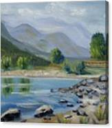 Lozoya Canvas Print