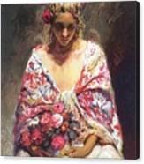 lrsCOL063Royo Mirame Jose Royo Canvas Print