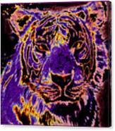 Lsu Tiger Canvas Print