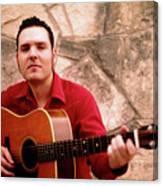 Lucas Hudgins Album Outtake Canvas Print