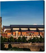 Lucas Oil Stadium Canvas Print