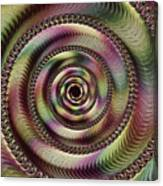 Lucid Hypnosis Abstract Wall Art Canvas Print