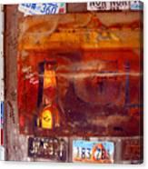 Luckenbach Tx Canvas Print