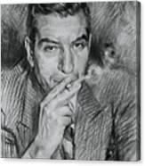 Lucky Luciano Canvas Print