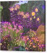 Luhan Garden  Canvas Print