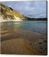 Lulworth Cove Canvas Print