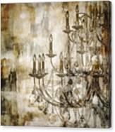 Lumieres II Canvas Print