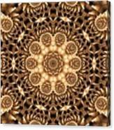 Kaleidoscope 86 Canvas Print