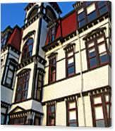 Lunenburg Academy 1 Canvas Print