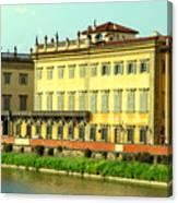 Lungo Arno Canvas Print