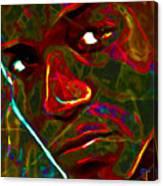 Lupe Fiasco Canvas Print