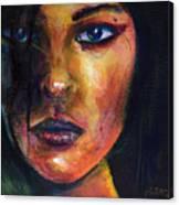 Lupina Canvas Print