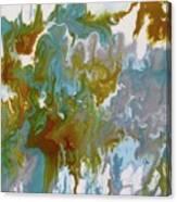 'lush' Canvas Print