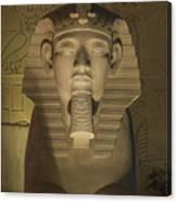 Luxor Interior 2 Canvas Print