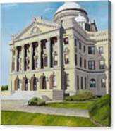 Luzerne County Courthouse Canvas Print