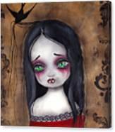Luzie Canvas Print