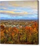 Lv Autumn Canvas Print