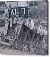 Lykens Valley Miners Canvas Print