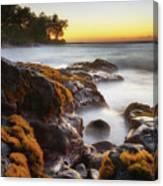 Lyman's Sunset Canvas Print