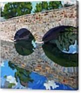 Lyndhurst Bridge Canvas Print