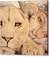 Lyonesse Canvas Print