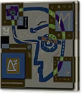 M-theory Canvas Print