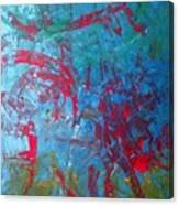 M16 Eagle Nebula  Canvas Print