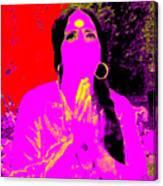 Ma Jaya Sati Bhagavati 16 Canvas Print