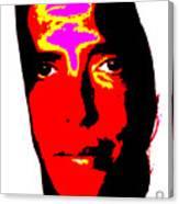 Ma Jaya Sati Bhagavati 2 Canvas Print