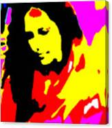 Ma Jaya Sati Bhagavati 5 Canvas Print
