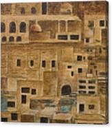 Maaloula Syria Canvas Print
