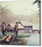 Mabreys Mill Canvas Print