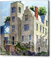 Mac-o-chee Castle Canvas Print