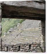 Macchu Picchu 5 Canvas Print