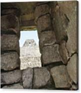 Macchu Picchu 6 Canvas Print