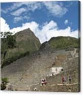 Macchu Picchu 7 Canvas Print