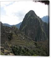 Macchu Picchu 8 Canvas Print