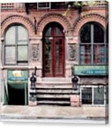 Macdougal Street Ale House Canvas Print