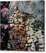 Machu Picchu Ruins- Peru Canvas Print