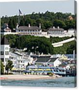 Mackinac Island Canvas Print