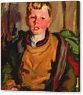 Macnamara 1925 Canvas Print