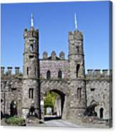Macroom Castle Ireland Canvas Print