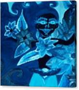 Mad Flower Canvas Print