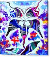 Mad Magical Garden. Canvas Print