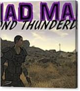 Mad Max Beyond Thunderdome Canvas Print