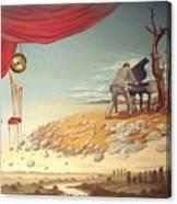 Mad Regal Canvas Print